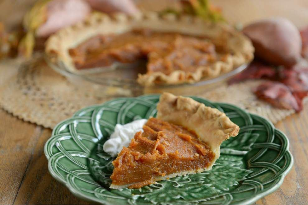 Louisiana Yam Pie _lowres