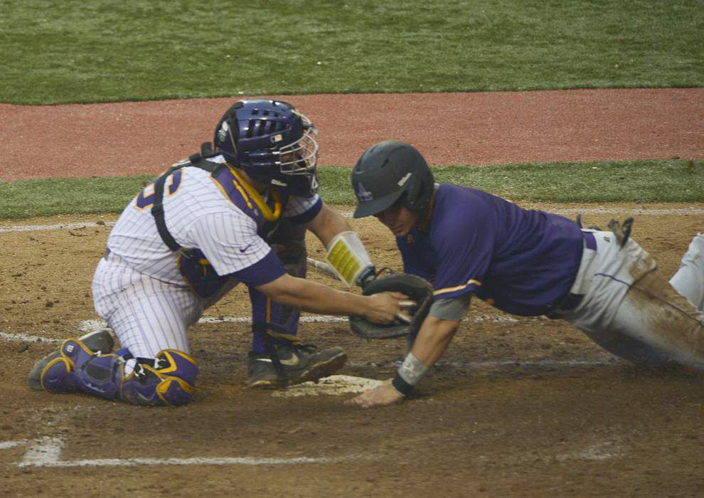 LSU baseball postgame: Tigers defeat Alcorn State 9-7 _lowres