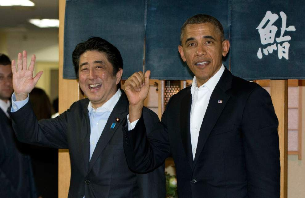 Obama: US-Japan treaty applies to disputed islands _lowres