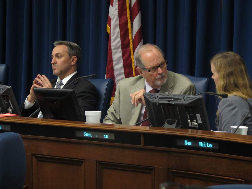 House committee rejects key cog in budget, Senate panel adds it back; Gov. Bobby Jindal's veto pen looms _lowres