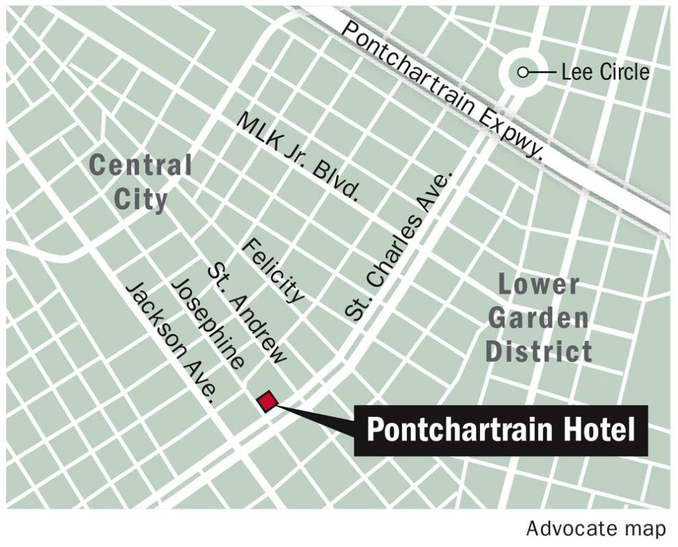 Creole chefs, Carnival queens and Hollywood stardust: New Orleans remembers the old Pontchartrain Hotel as a new chapter opens _lowres