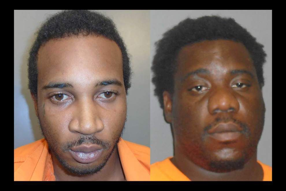 Breaux Bridge gas station/store burglary leads to arrest of two Baton Rouge men _lowres