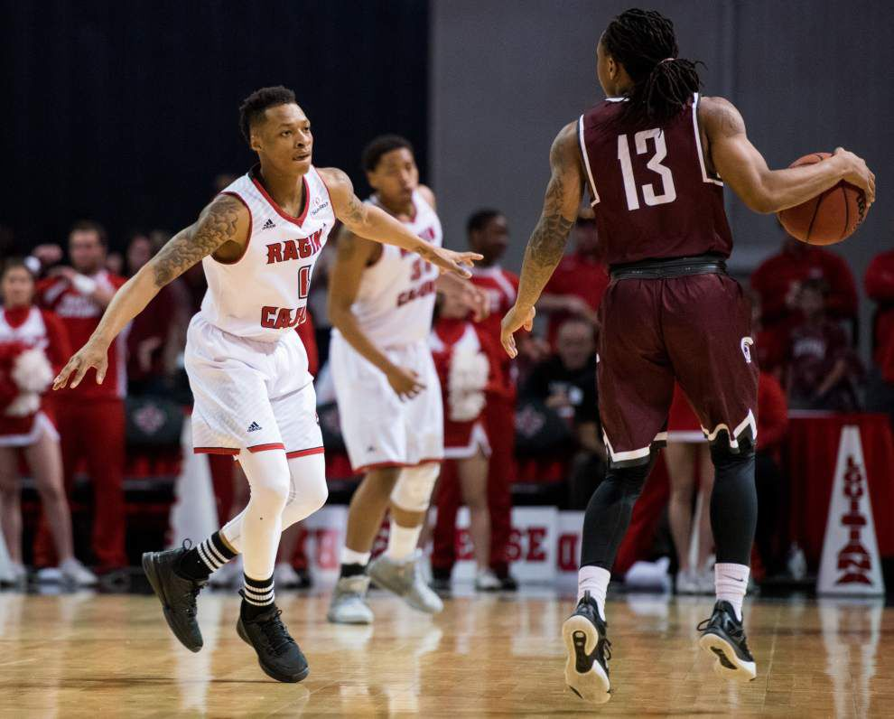 Cajuns adjusting basketball lineup in wake of Jay Wright's injury _lowres