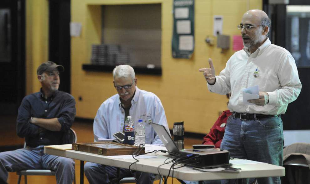 UL-Lafayette researchers update public on efforts to trace first in Louisiana _lowres