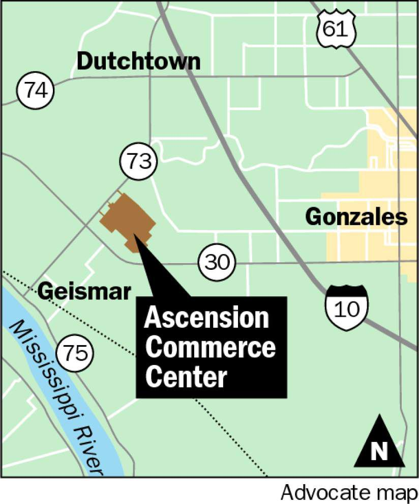 Developer looks to expand industrial park in Ascension, but concerns voiced about traffic, drainage _lowres