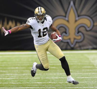 Nick Underhill analysis: Marques Colston's light burned bright in dominant decade with Saints, but time to move on _lowres