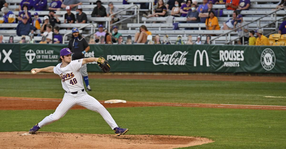 GEAUX TIGERS: LATEST ON LSU SPORTS - cover