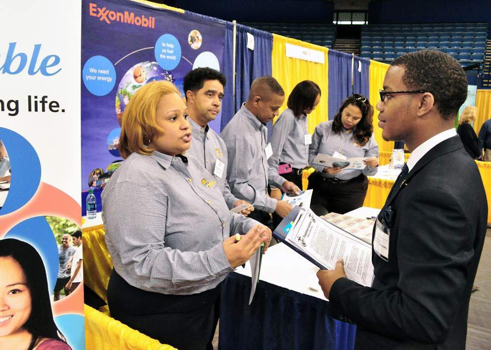Southern University job fair attracts over 400 students and 70 companies _lowres