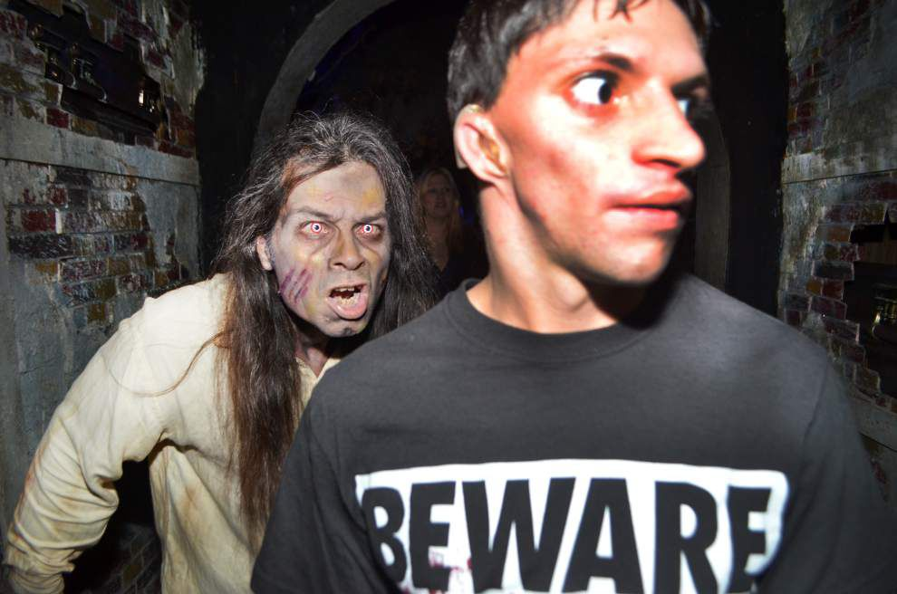 Jefferson Parish's popular House of Shock is coming back from the dead _lowres
