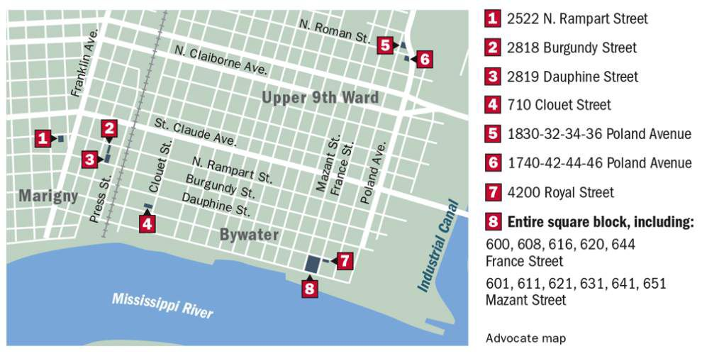 HANO set to revamp Bywater properties, but debate persists over selecting contractor _lowres