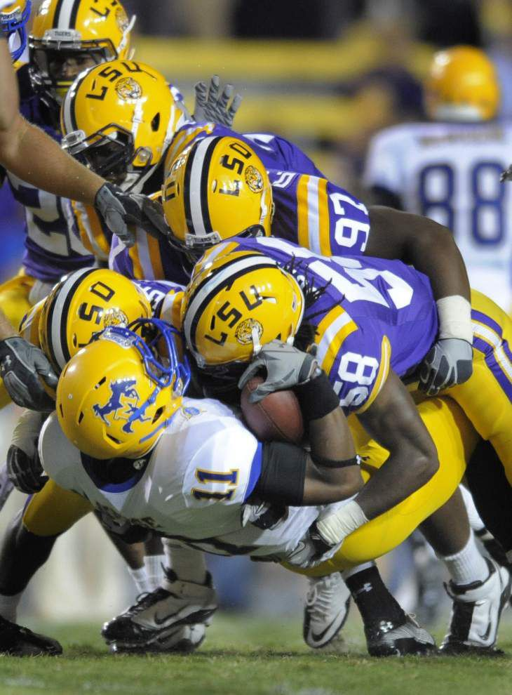 Why LSU, McNeese State say tonight's perceived mis-match is a win-win for both programs _lowres