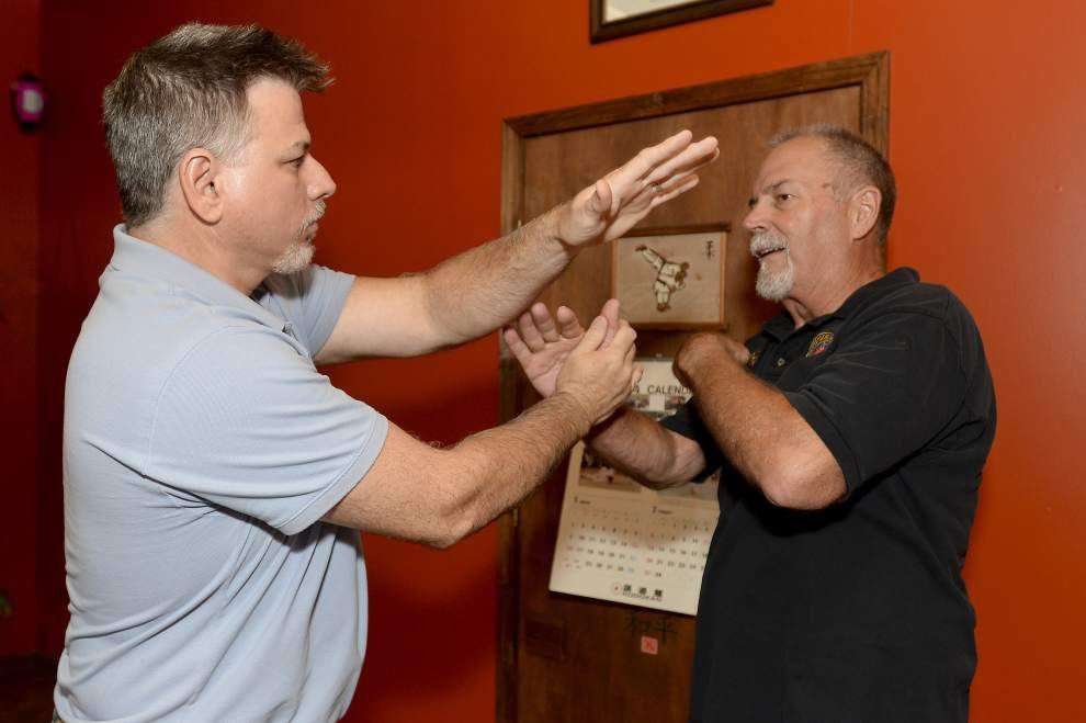 Plaquemine's Harold Guerin honored for 50 years in martial arts _lowres