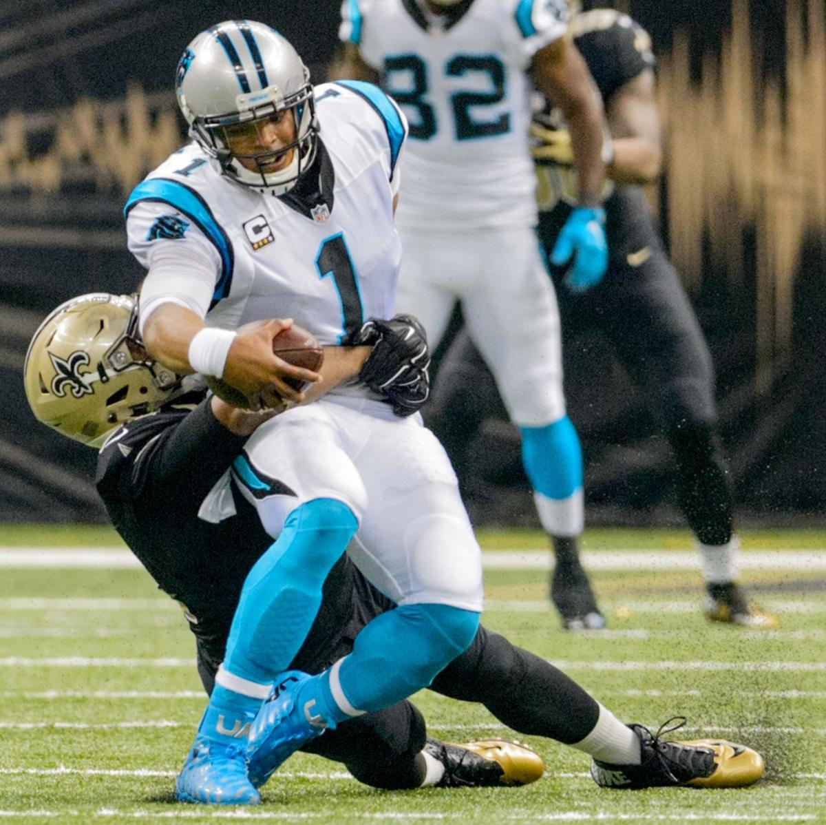 e8e8e2d5 Rod Walker: It's not too early for Saints, Panthers to be in desperation  mode