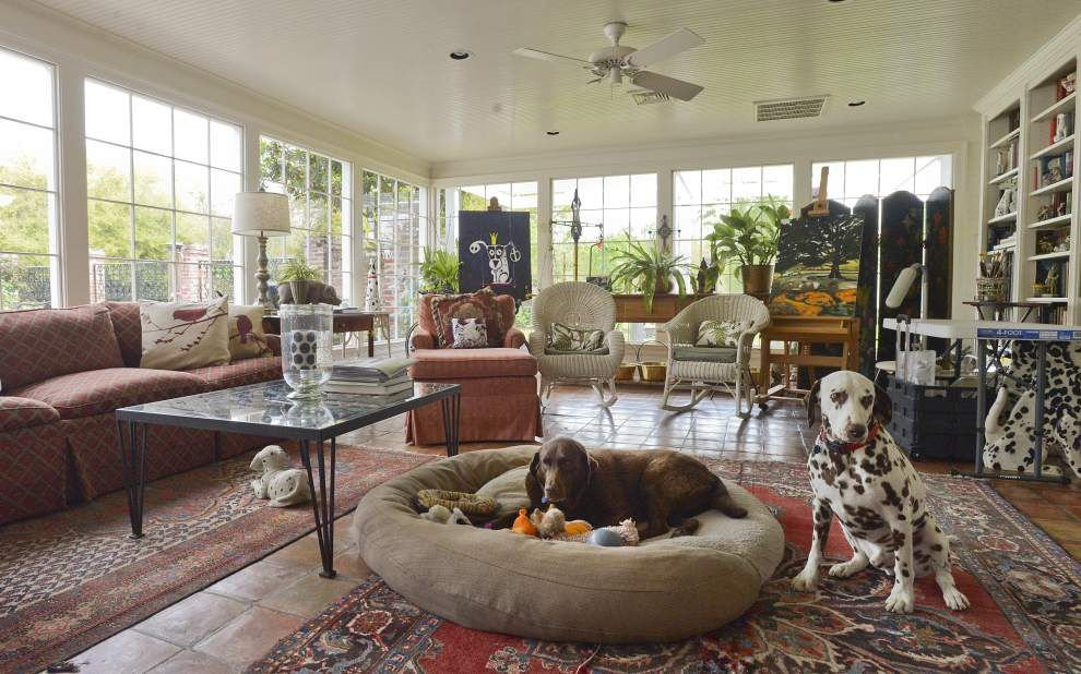 Home off Highland Road shows off couple's compatibility _lowres