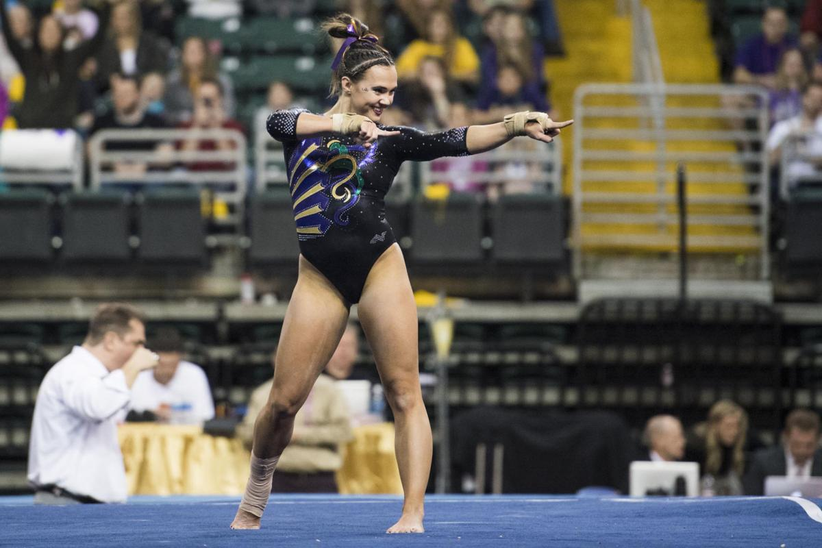 Live updates: LSU gymnastics faces off with Florida for ...
