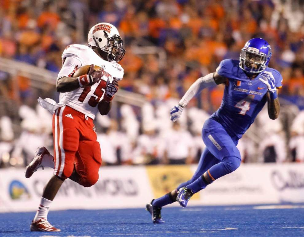 Boise State 34, UL-Lafayette 9: Three-and-out _lowres