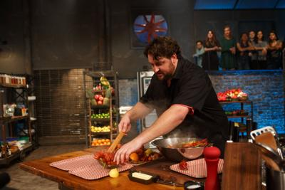 Baton Rouge's Jay Ducote beats Bobby Flay with his 45-minute crawfish boil