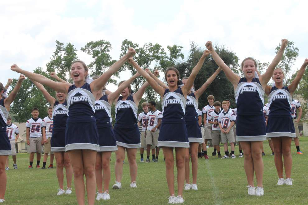 Prairieville Middle proves it has the winning spirit _lowres