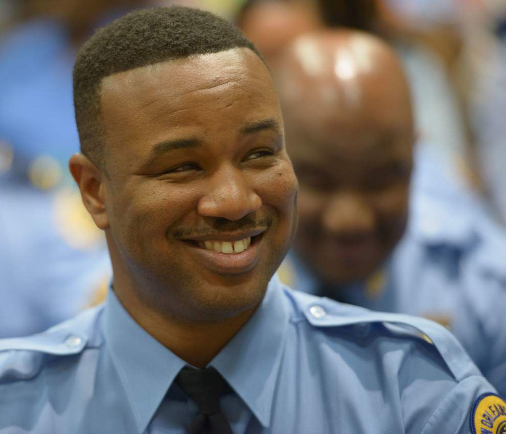 New Orleans Police Department promotes 26 officers to supervisors _lowres