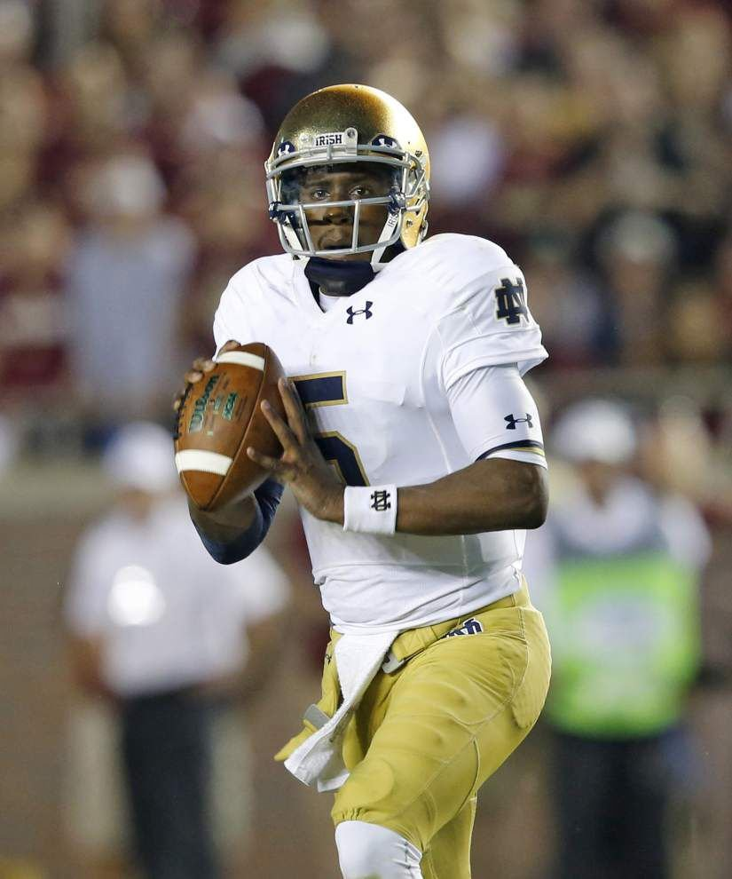 Notre Dame makes it to Nashville with plenty of unanswered questions _lowres