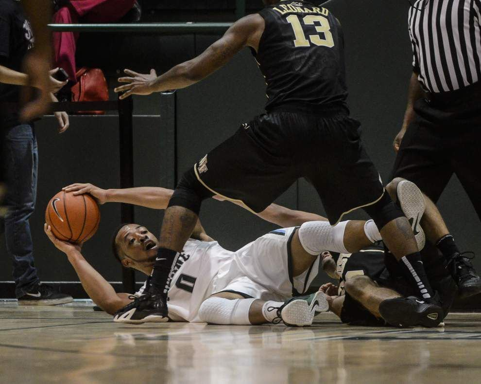 Tulane, full of New Orleans-area players, starts men's basketball season against Alabama A&M in Crescent City _lowres