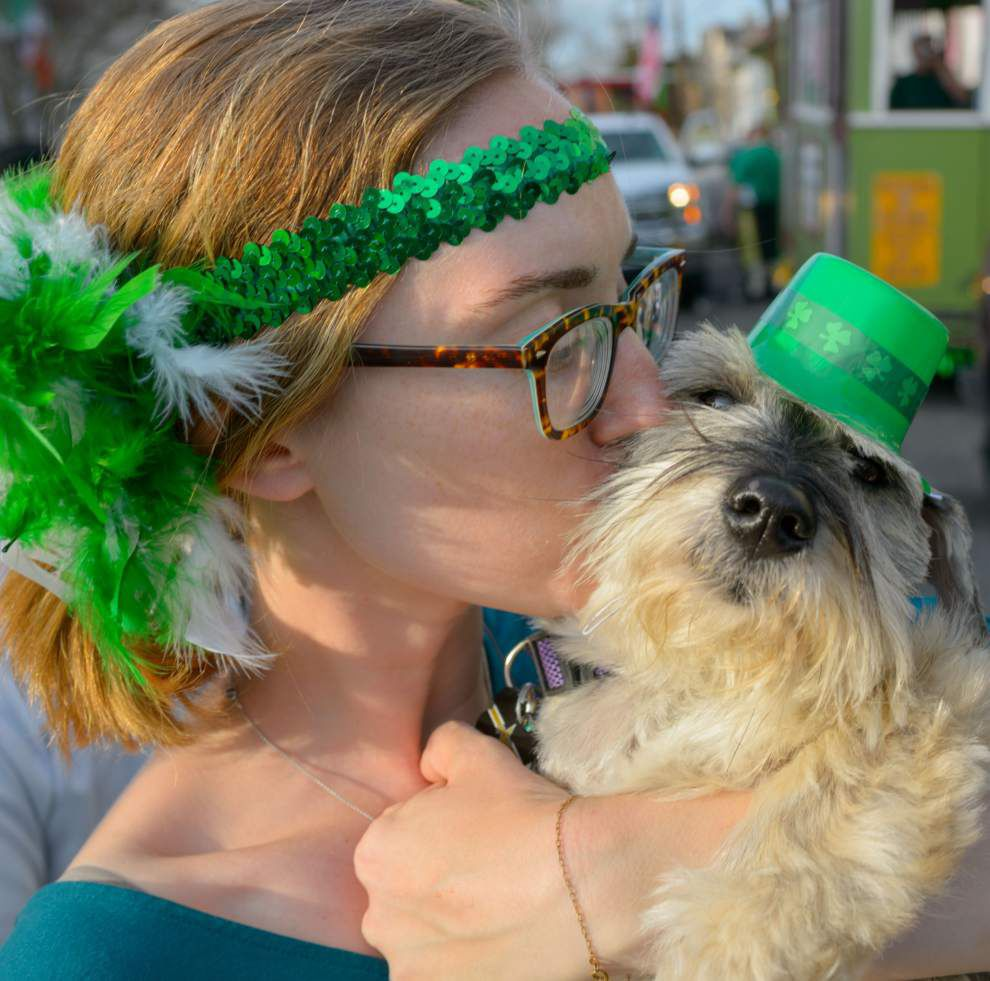 Photos: St. Patrick's Day Parade And Crawl _lowres