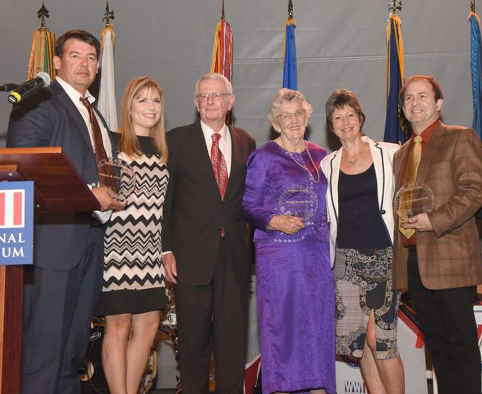 New Orleans Mission holds Veterans' Gala at National World War II Museum _lowres