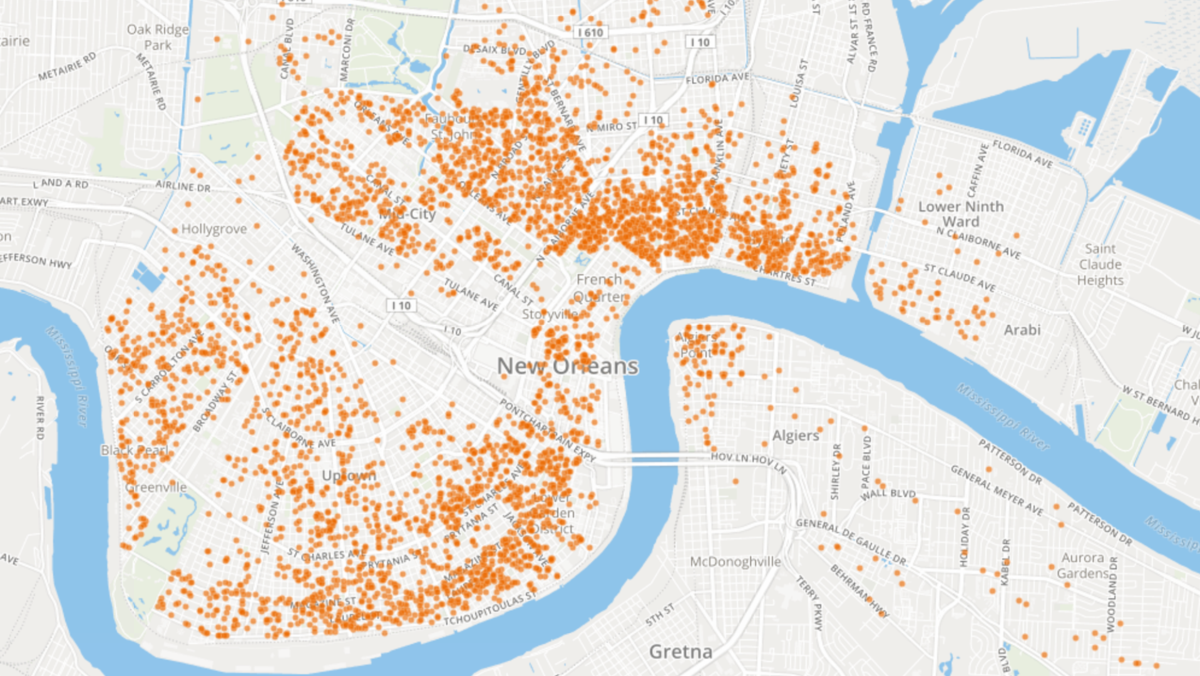 New Orleans City Council hits 'pause' on whole-home short-term rentals_lowres