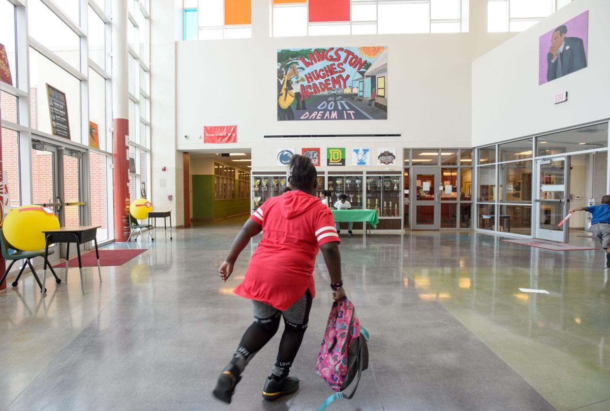 As Of Sunday All New Orleans Public Schools Are Once Again Under A Single Board