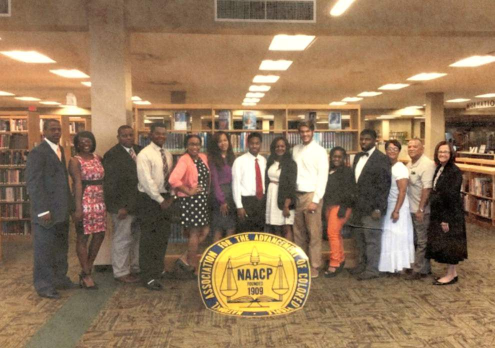 Ascension Parish NAACP awards scholarships _lowres