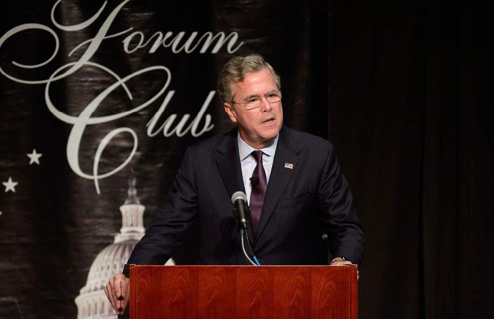 Report: Jeb Bush compares South Carolina politician to Hurricane Katrina: 'She's strong and she's fierce' _lowres