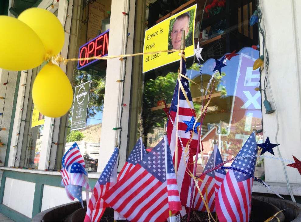 Bergdahl uproar halts plan for return celebration _lowres