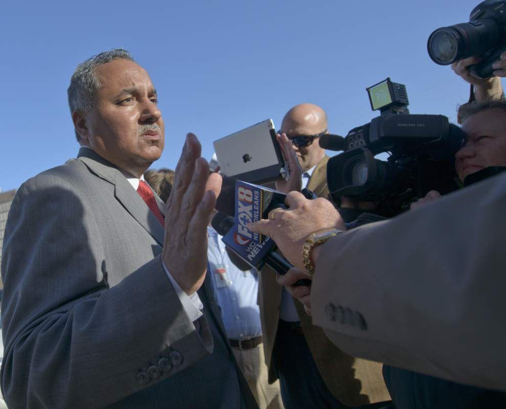 Jail monitor blasts Gusman for lack of progress at OPP _lowres