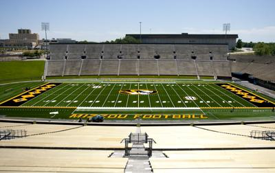 Missouri Stadium Renovations Football