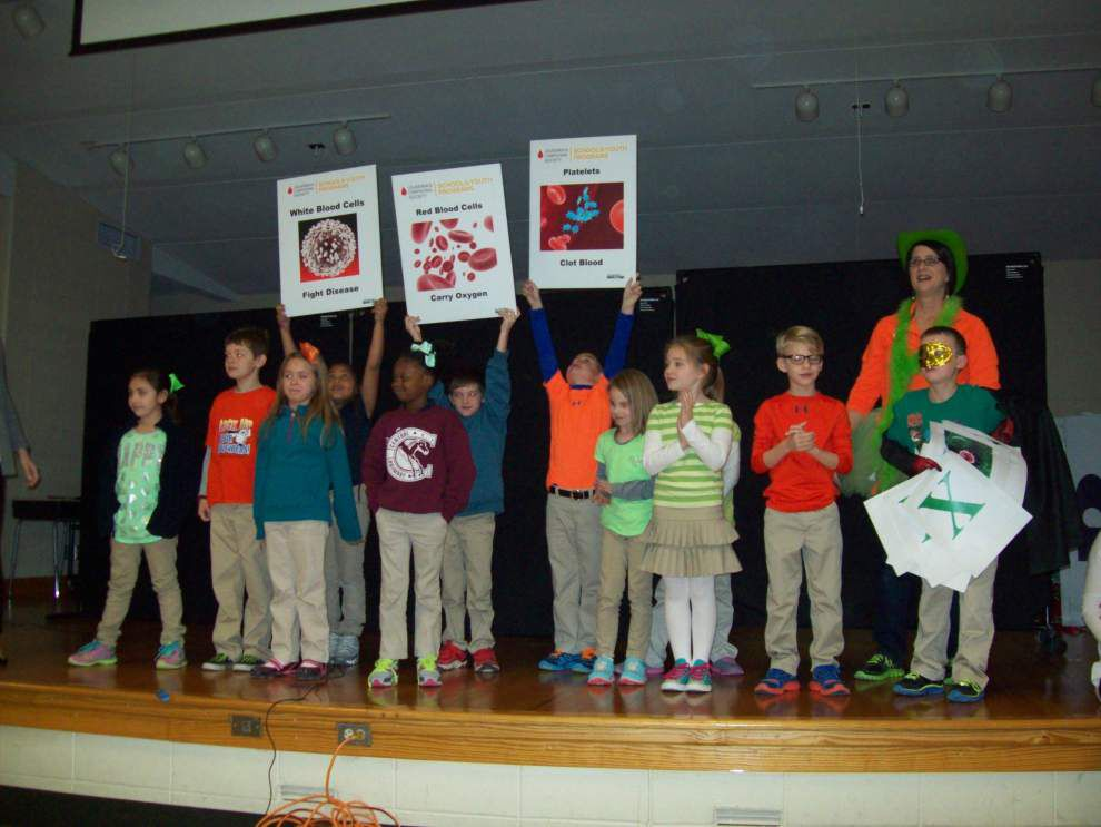 Students raise almost $10,000 for cancer research _lowres