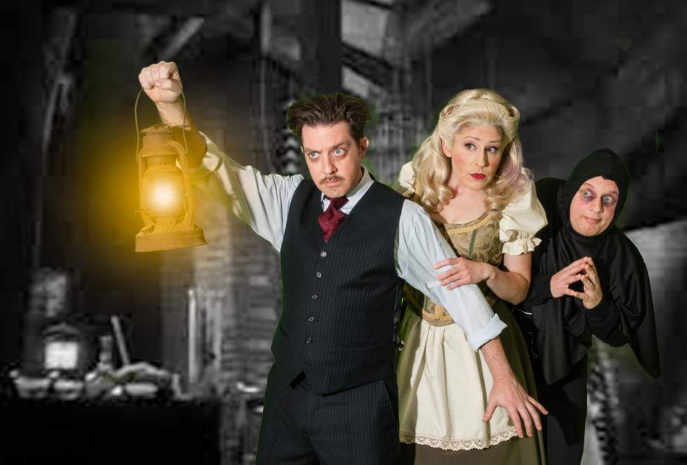 Review: Rivertown, Ricky Graham stage a delightfully unhinged 'Young Frankenstein' _lowres