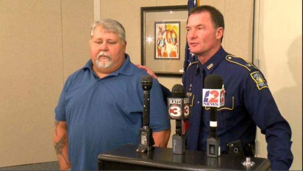 Sister-in-law says suspect in state trooper shooting 'troubled,' threatened her family _lowres