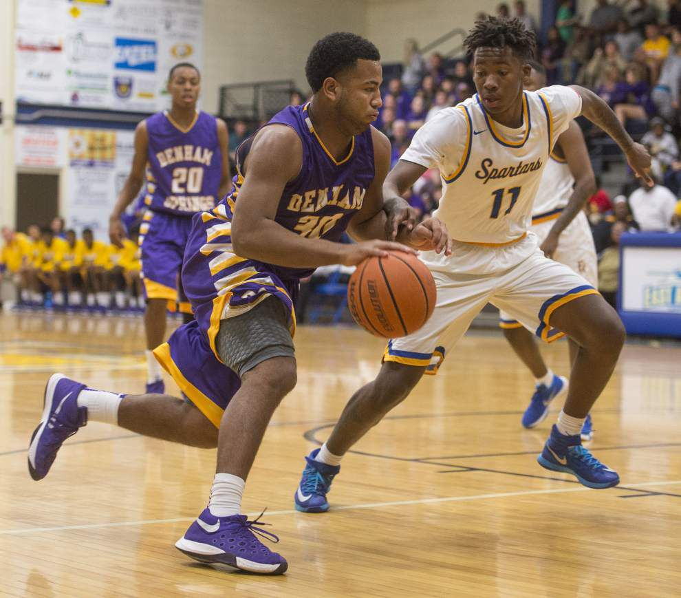 Check out the Baton Rouge area prep report: boys and girls basketball playoffs, baseball, tennis _lowres