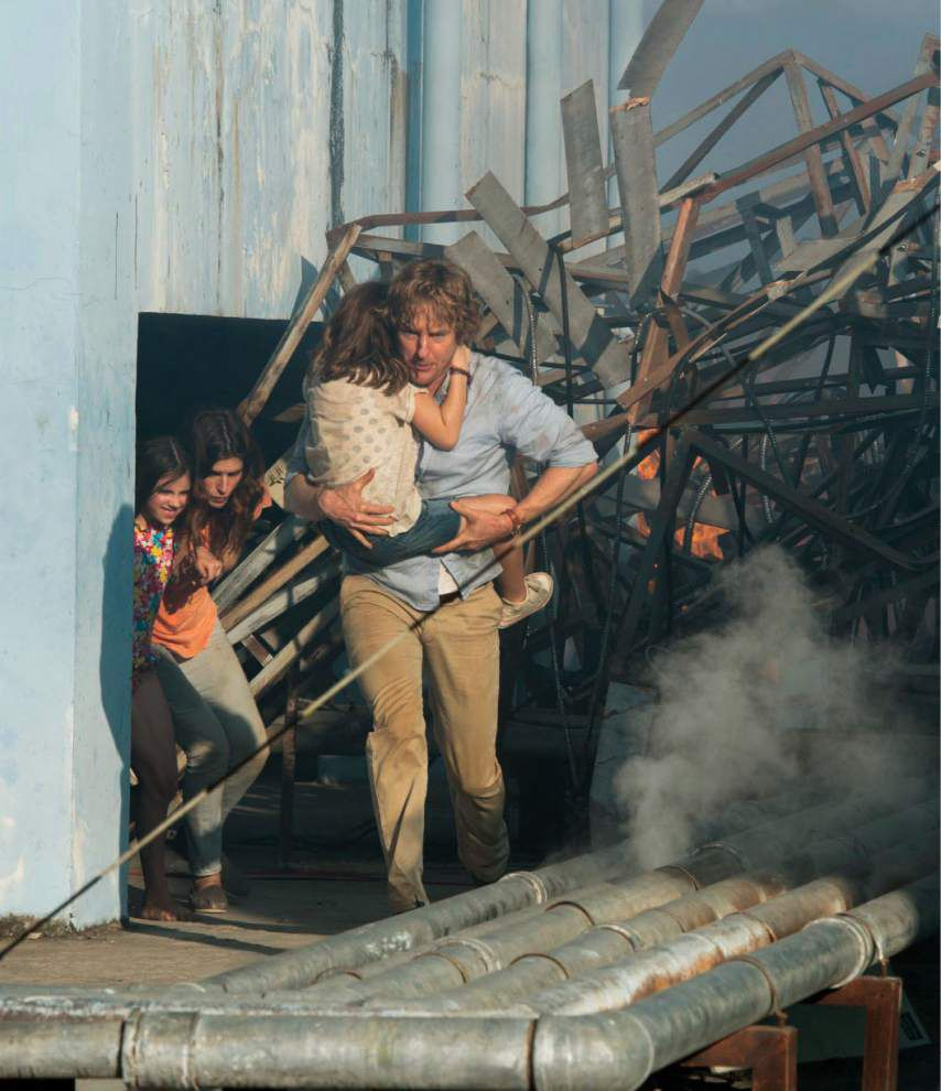 Review: 'No Escape' is taut but deeply troubled _lowres