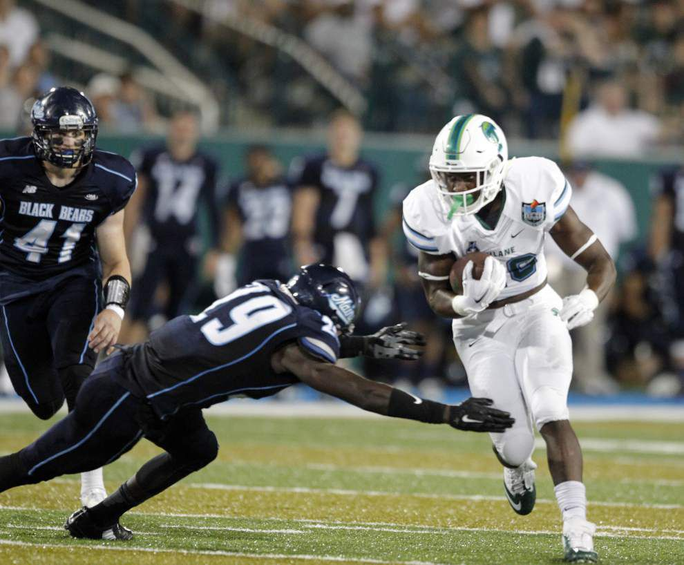 Tulane's offense wakes up at Army ... and it faces a punchless SMU defense next _lowres