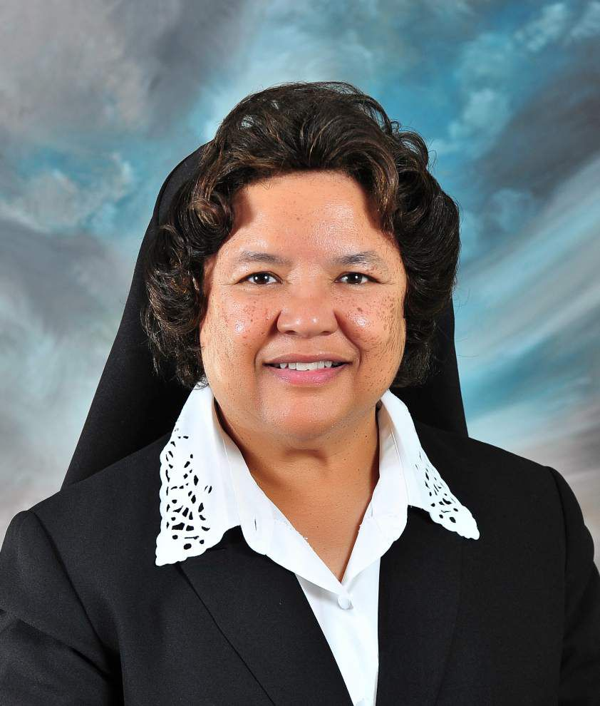Sisters of the Holy Family name new congregational leader _lowres