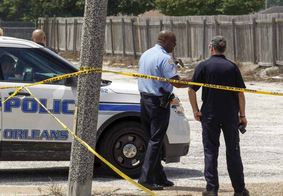 Interactive maps: See New Orleans police response times in your neighborhood _lowres