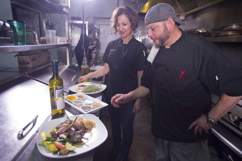 Order Up! Taste, tradition go long way at Zorba's Greek Bistro in Baton Rouge _lowres