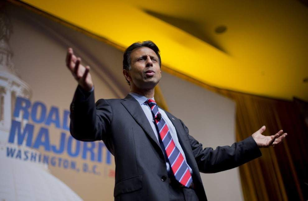Our Views: Bobby Jindal's   next move for the presidency means the post-Jindal era has begun in Louisiana _lowres