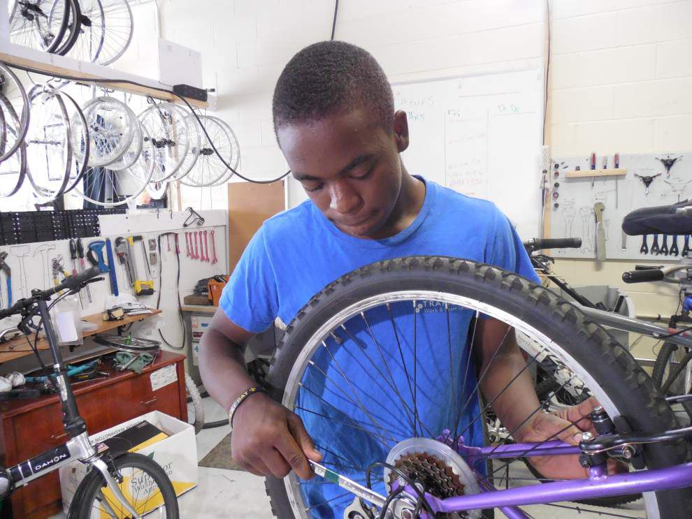 Work & Learn programs turn natural talent to career potential for chronically underemployed black men _lowres