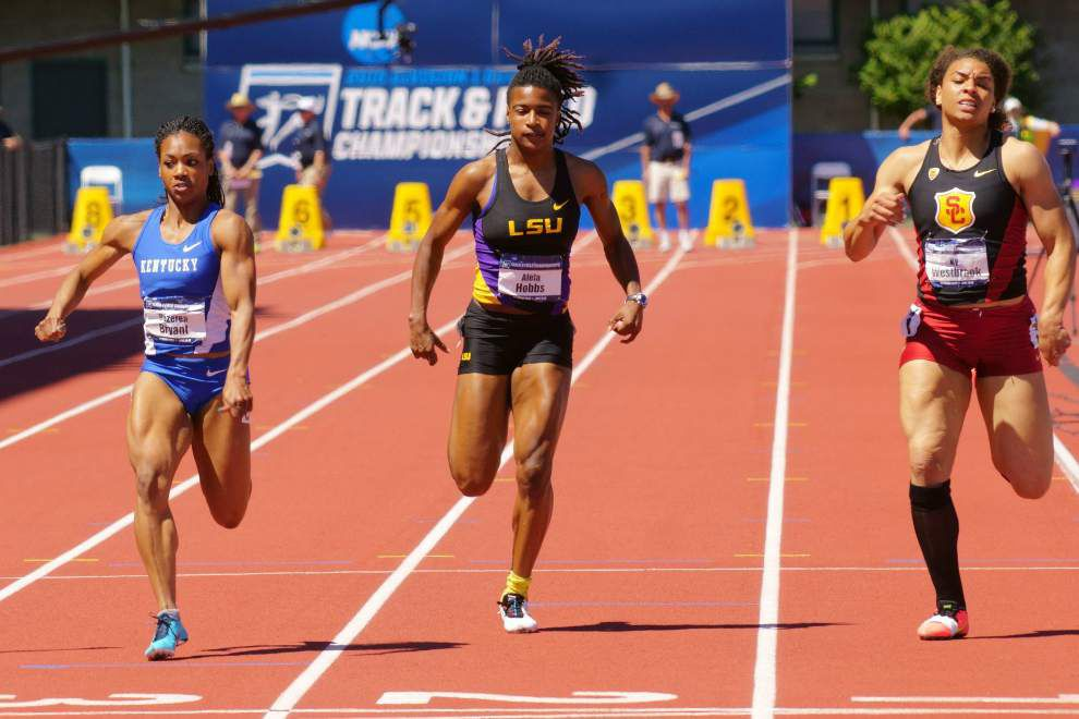 Lady Tigers freshmen, sophomores exceed NCAA meet expectations _lowres