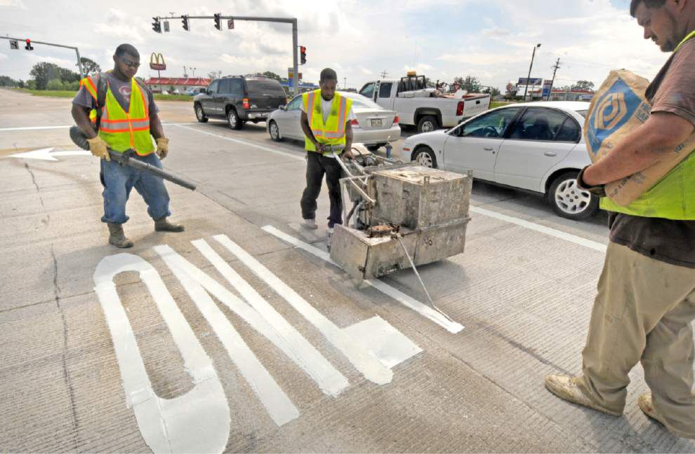 Ask The Advocate: All you need to know about road striping _lowres
