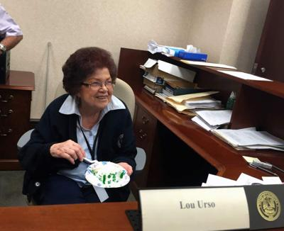 Around Jefferson: 'Miss Lou' honored for 70 years of work for DA _lowres