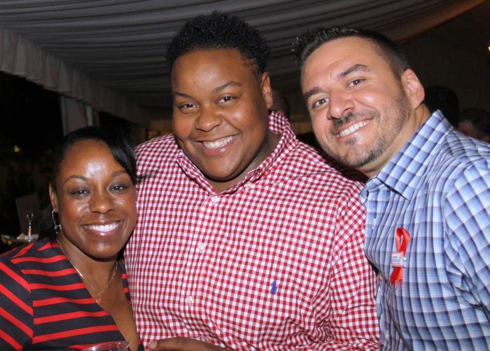Steven Forster's Party Central: Party benefiting Project Lazarus in New Orleans a lively, elegant affair _lowres