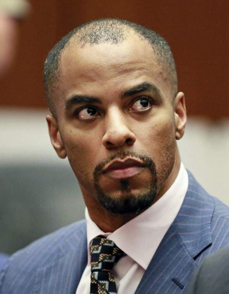 Lawyers for ex-deputy co-defendant seek details of Darren Sharper's drug use _lowres